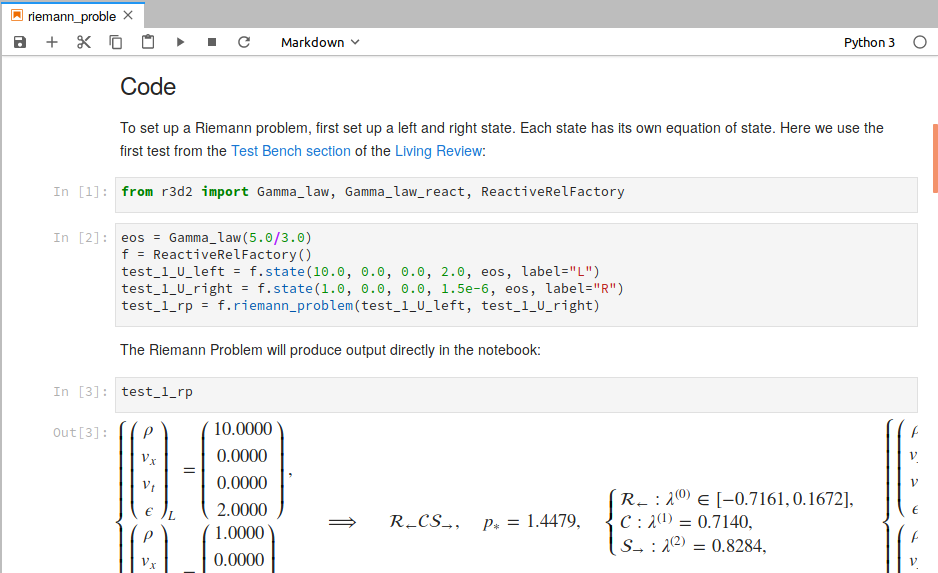 ipython notebook thesis